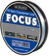 Focus  fishing line